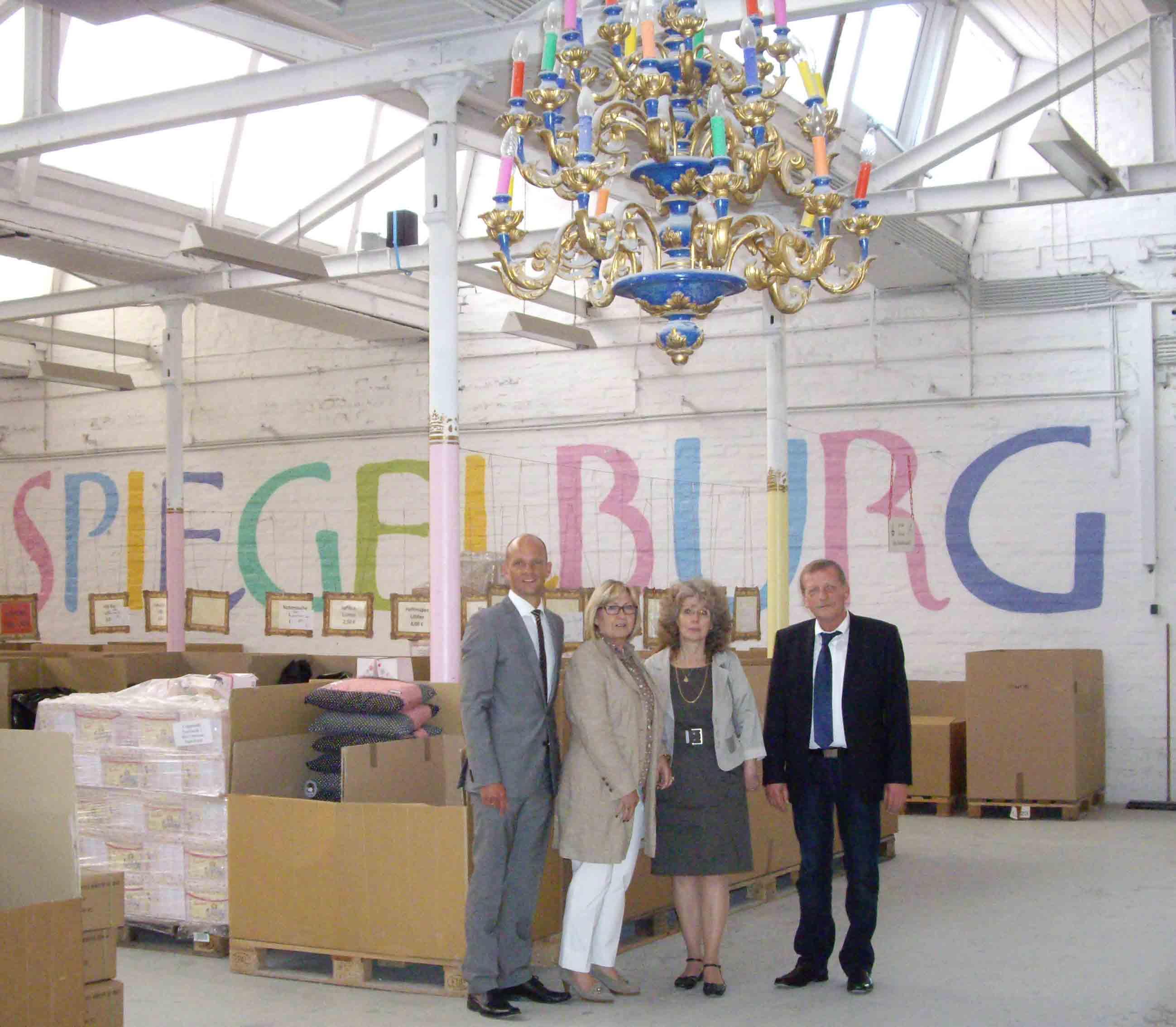 Spiegelburg Horstmar aktuelles
